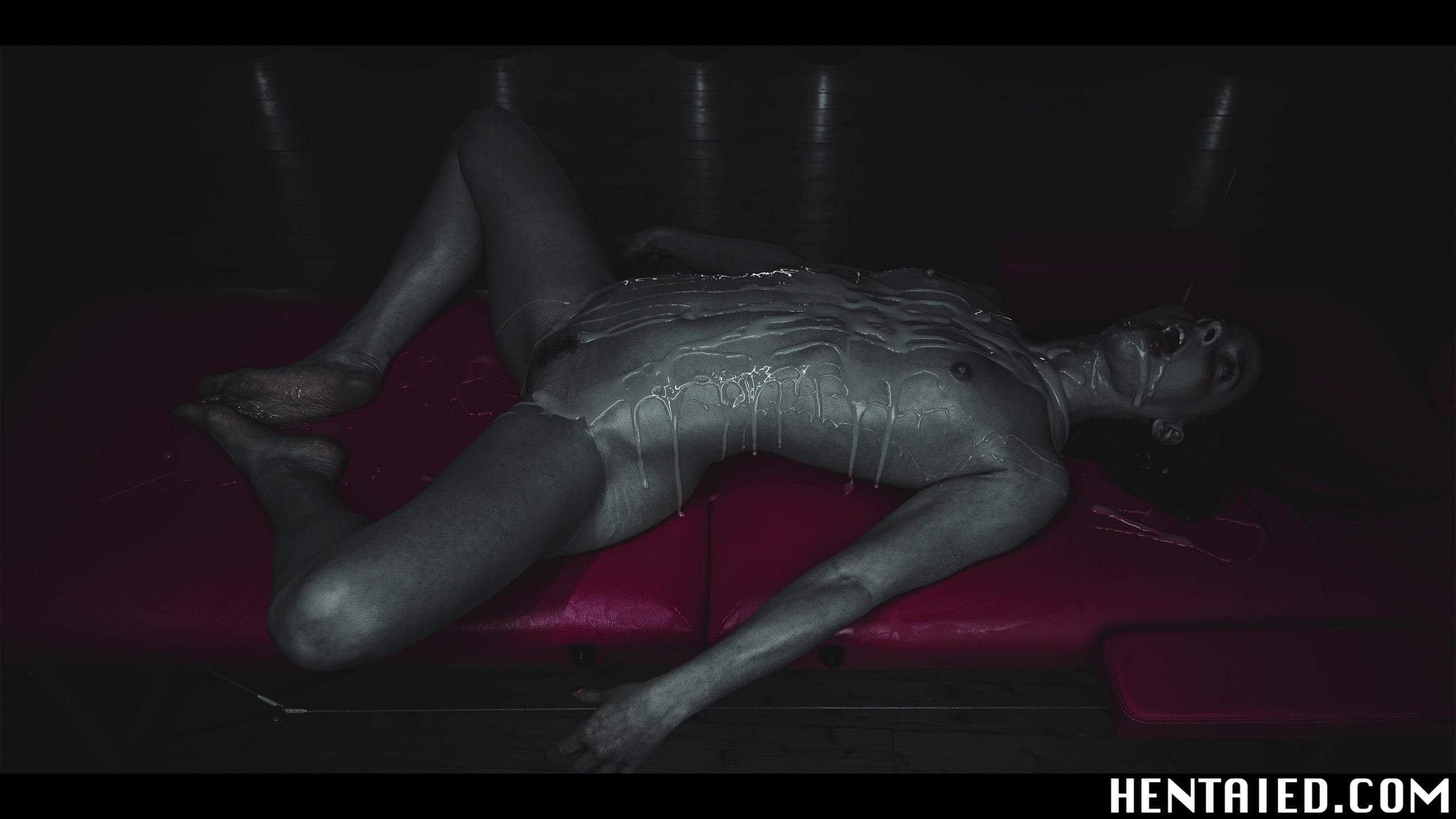 Pornstar Amirah Adara bukkake